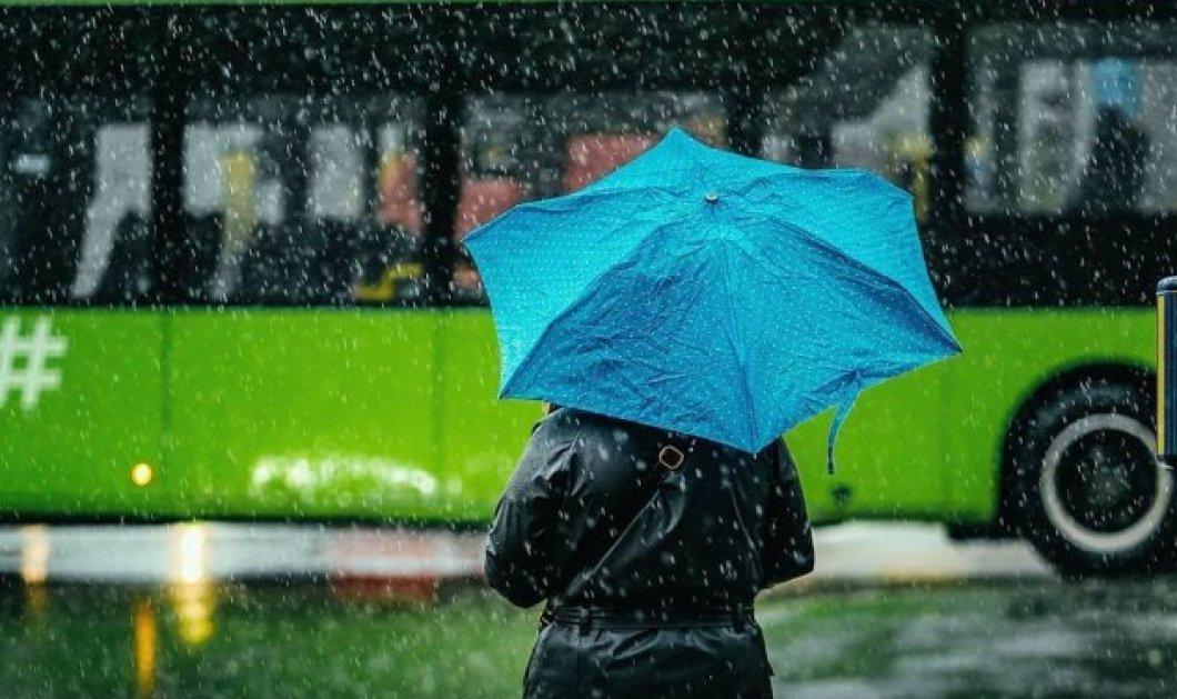 Άστατος ο καιρός: Έρχονται βροχές & καταιγίδες – Σε ποιες περιοχές θα ρίξει χαλάζι - Κυρίως Φωτογραφία - Gallery - Video