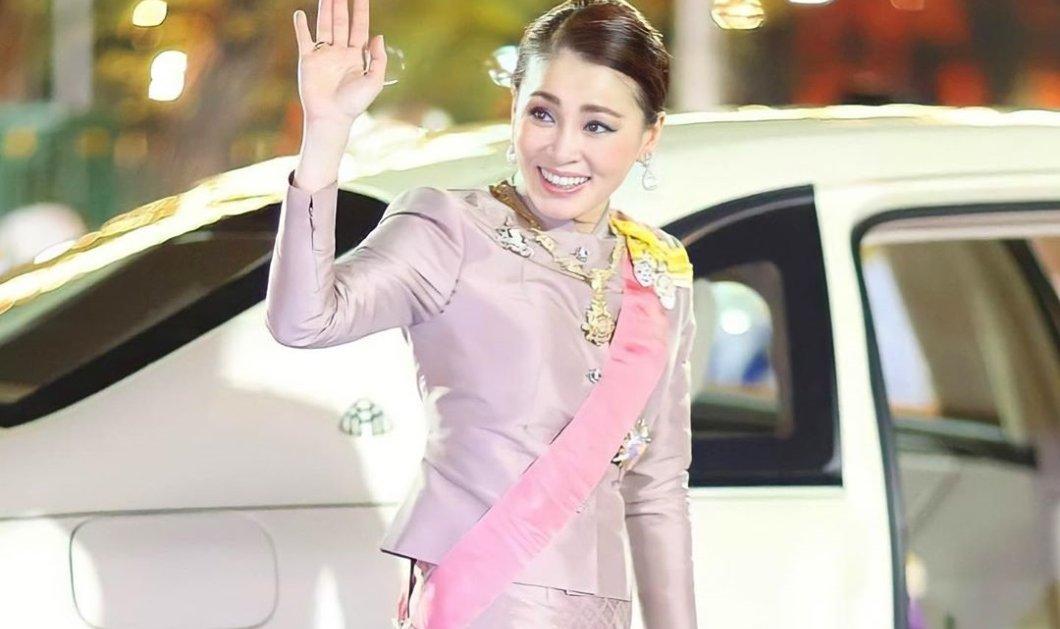 Βασίλισσα Suthida - Η εξωτική μελαχρινή: Από αεροσυνοδός έγινε σύζυγος του Βασιλιά της Ταϊλάνδης - Οι κομψότερες παστέλ εμφανίσεις της (φωτό) - Κυρίως Φωτογραφία - Gallery - Video