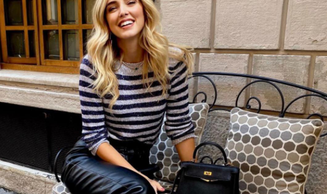 Κιάρα Φεράνι: Η εντυπωσιακή αλλαγή στα μαλλιά της – Από ξανθιά έγινε μαυρομάλλα, τι λέτε της πάει; (φωτό) - Κυρίως Φωτογραφία - Gallery - Video