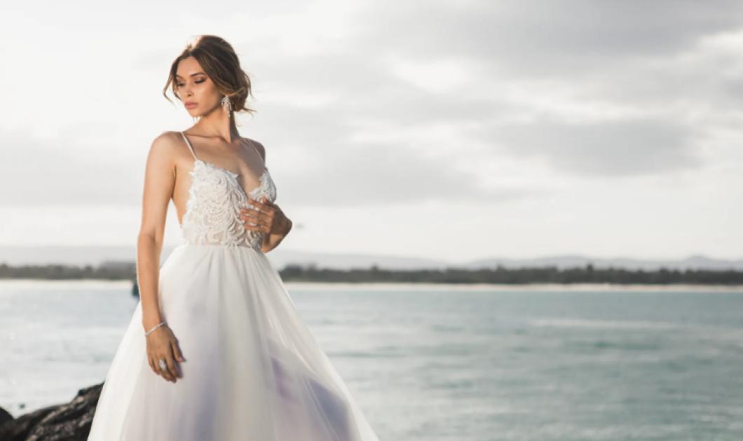 6 τάσεις στα νυφικά φορέματα που θα βλέπεις παντού το 2021 - Surprise Skirts, Sheer Details και... less is more (φωτό) - Κυρίως Φωτογραφία - Gallery - Video