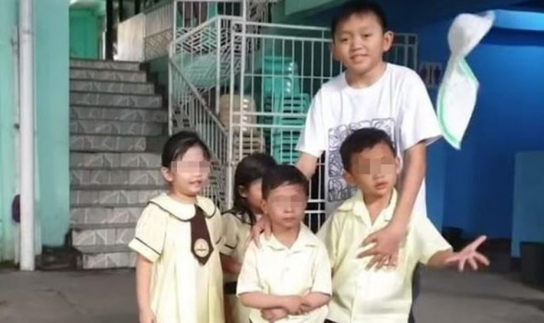 Story of the day: Ο μικροσκοπικός Φιλιππινέζος δάσκαλος με τα χαρακτηριστικά εφήβου – Τον περνάνε για μαθητή (φωτό) - Κυρίως Φωτογραφία - Gallery - Video