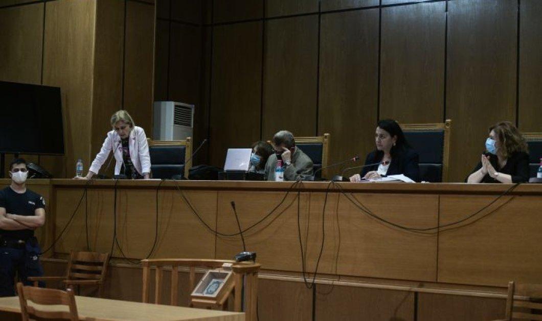 Δίκη Χρυσής Αυγής: Διεκόπη το δικαστήριο - Αύριο η απόφαση για τα ελαφρυντικά - Κυρίως Φωτογραφία - Gallery - Video