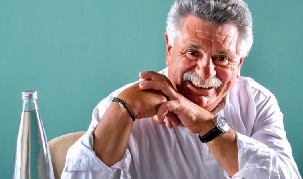 Ο Λευτέρης Λαζάρου διηγείται την ιστορία για το διάσημο πιάτο του – Καλαμάρι με πέστο - Κυρίως Φωτογραφία - Gallery - Video