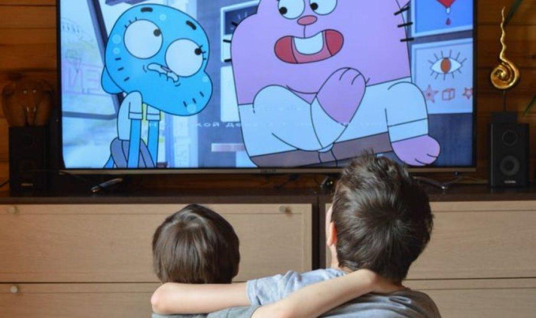 Έρευνα: Η τηλεόραση στο υπνοδωμάτιο συνδέεται με αύξηση βάρους στα παιδιά - Κυρίως Φωτογραφία - Gallery - Video