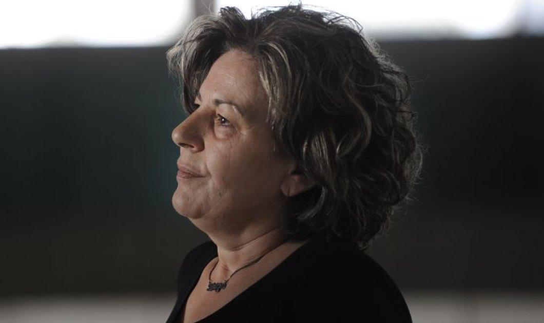 «Δικαιοσύνη, μόνο δικαιοσύνη», είπε η Μάγδα Φύσσα πηγαίνοντας στη δίκη της Χρυσής Αυγής - Μεγάλη συγκέντρωση στο Εφετείο  - Κυρίως Φωτογραφία - Gallery - Video