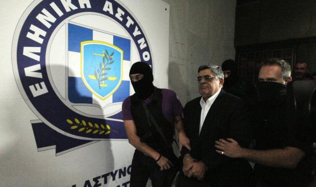 80 αστυνομικοί, 25 task force & 10 ΕΚΑΜίτες, ετοιμάζονται για 30 συλλήψεις μελών της Χρυσής Αυγής ενόψει της απόφασης - Κυρίως Φωτογραφία - Gallery - Video