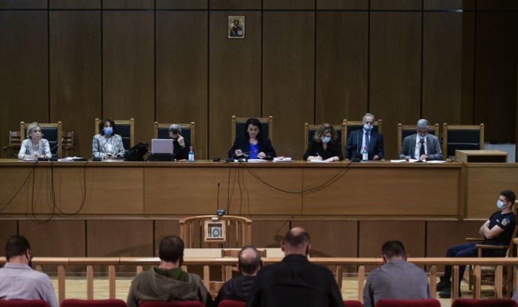 Δίκη Χρυσής Αυγής: Διεκόπη η συνεδρίαση - Τη Δευτέρα η απόφαση για ελαφρυντικά - Κυρίως Φωτογραφία - Gallery - Video