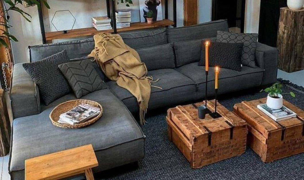 Σπύρος Σούλης: Λεκές από σάλτσα στον καναπέ - Με αυτό το κόλπο θα τον ξεφορτωθείτε! - Κυρίως Φωτογραφία - Gallery - Video