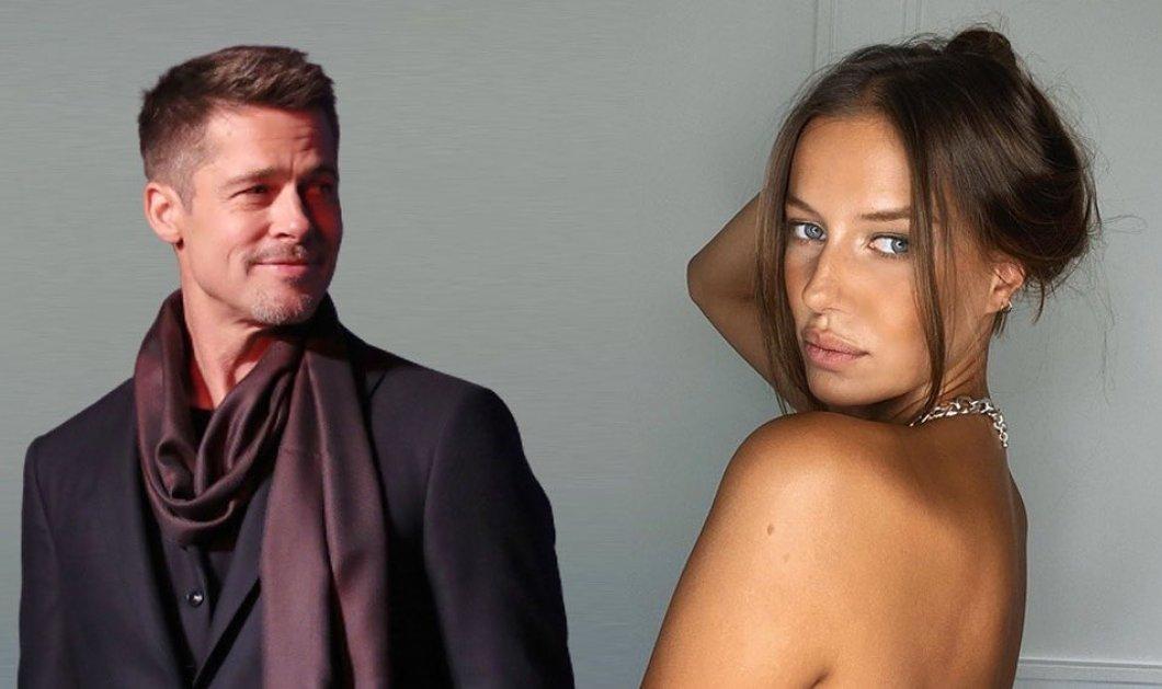 Πάλι μόνος ο Brad Pitt - Παρελθόν η 27χρονη έγγαμη Nicole Poturalski (φωτό) - Κυρίως Φωτογραφία - Gallery - Video
