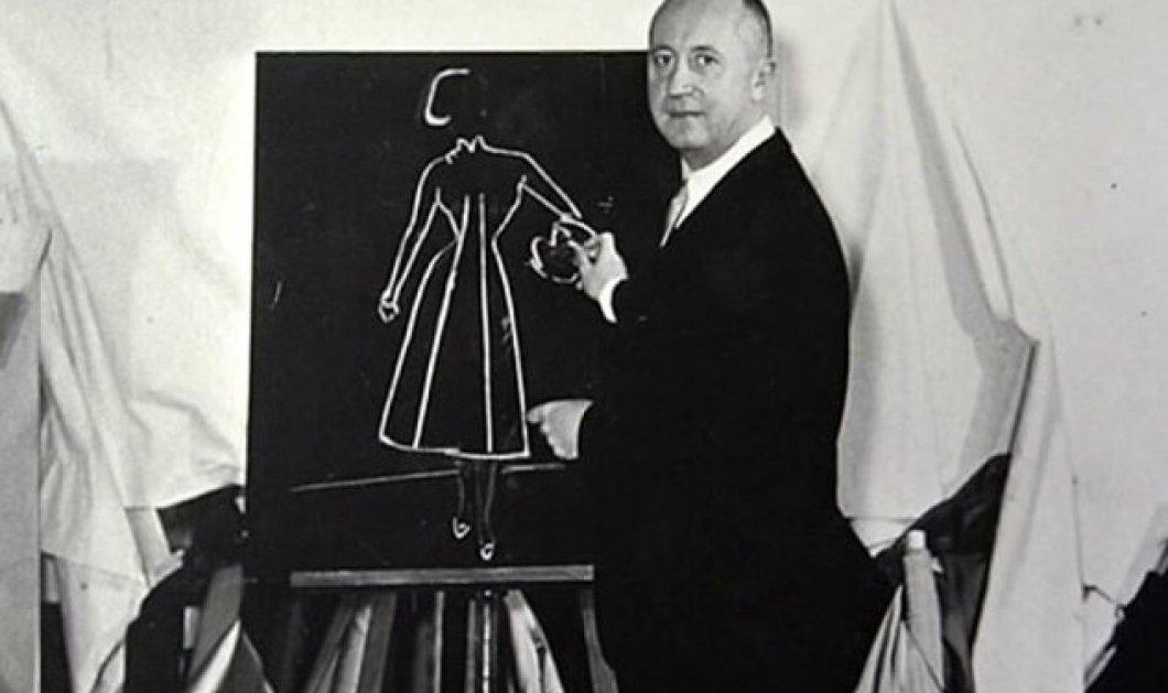 Christian Dior: Ο άνθρωπος συνώνυμο της Γαλλικής μόδας πέθανε από ψαροκόκαλο που στάθηκε στο λαιμό του - Οι μούσες του με αθάνατες δημιουργίες του! (Φωτό) - Κυρίως Φωτογραφία - Gallery - Video