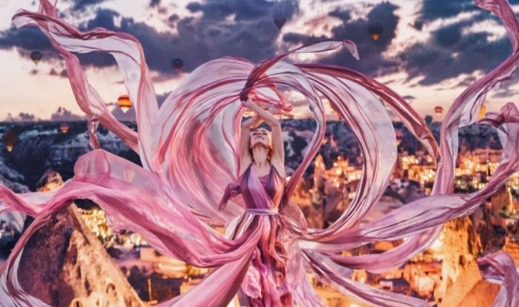 Το eirinika σας ταξιδεύει χορεύοντας με μπαλαρίνες - Σαν νεράιδες στα ωραιότερα τοπία του κόσμου (φωτό) - Κυρίως Φωτογραφία - Gallery - Video