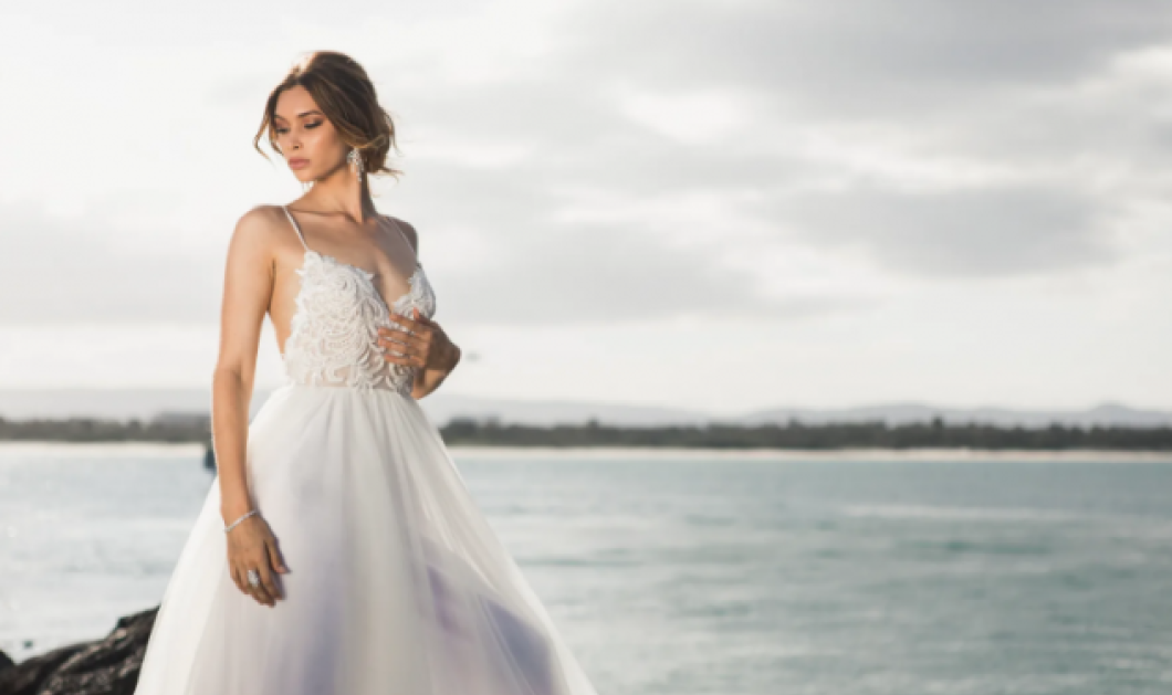 Νυφικά 2021: Όλες οι τάσεις που θα φορεθούν στους γάμους της νέας σεζόν - Φουσκωτά νυφικά με πριγκιπικό στυλ, μίνιμαλ crepe, boho (Φωτό)  - Κυρίως Φωτογραφία - Gallery - Video