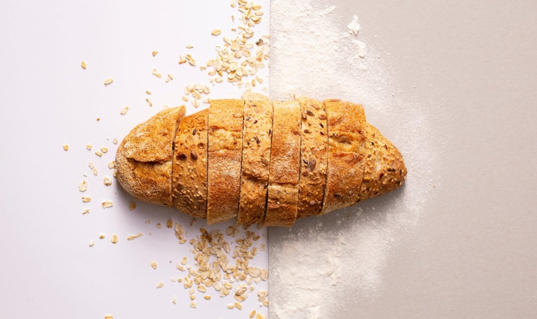 Ψωμί: Η βάση της παραδοσιακής ελληνικής διατροφής - Συμβάλει στην λειτουργία της καρδιάς, του ανοσοποιητικού συστήματος, των οστών - Κυρίως Φωτογραφία - Gallery - Video