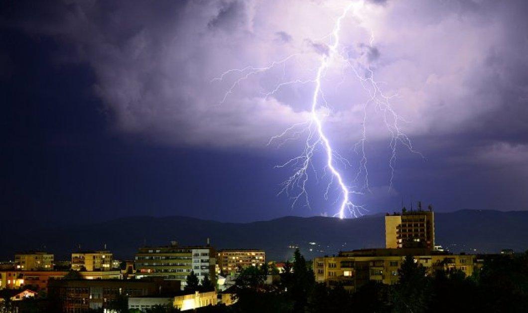 Καιρός: Ισχυρές καταιγίδες, χαλάζι & δυνατοί άνεμοι – Πως θα κινηθεί η κακοκαιρία «Κίρκη»  - Κυρίως Φωτογραφία - Gallery - Video