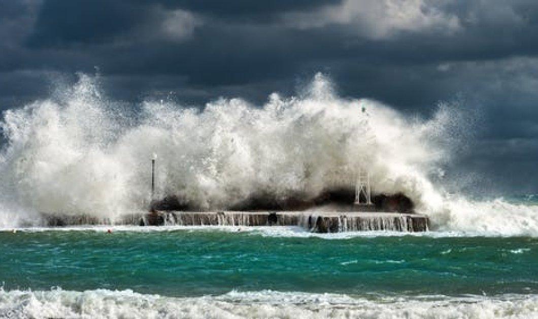 Αλλάζει το σκηνικό του καιρού - Ισχυρές καταιγίδες, ακόμα και χαλαζοπτώσεις  - Κυρίως Φωτογραφία - Gallery - Video
