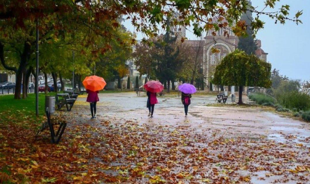 Άστατος ο καιρός - Πού αναμένονται τοπικές βροχές & καταιγίδες - Κυρίως Φωτογραφία - Gallery - Video