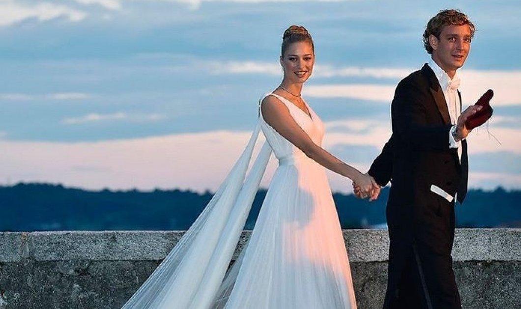 Beatrice Borromeo: Η καλλονή Ιταλίδα νύφη της Καρολίνας του Μονακό - Δημοσιογράφος, κάποτε άθεη, τώρα κομψή πριγκίπισσα στο πλευρό του Pierre Casiraghi (φωτό) - Κυρίως Φωτογραφία - Gallery - Video