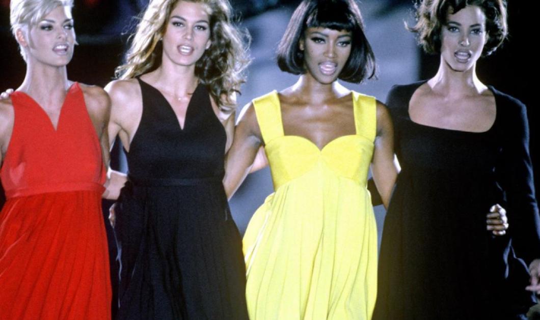 Παρουσιάστριες  πρωταγωνίστριες σε εκπομπή της AppleTv: Μαζί τα top models των 90's – Εβαντζελίστα, Ναόμι, Κρόφορντ… - Κυρίως Φωτογραφία - Gallery - Video