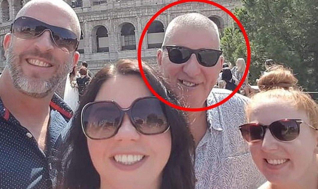 Story of the day: Αυτός ο Βρετανός είναι τελικά ο ''Zero One'' ασθενής με κορωνοϊό - Κόλλησε σε ταξίδι στην Ρώμη και παραλίγο να πεθάνει (φωτό) - Κυρίως Φωτογραφία - Gallery - Video
