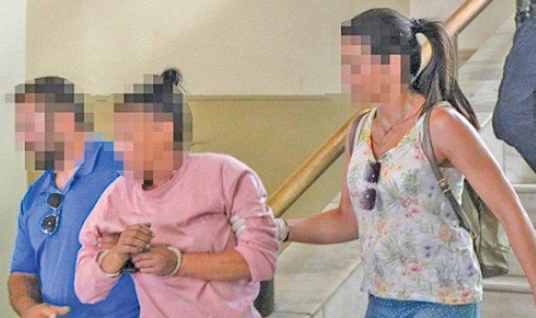 Κρήτη: Σε ισόβια καταδικάστηκε η Γαλλίδα που σκότωσε με ψαλιδάκι τον σύντροφό της (φωτό) - Κυρίως Φωτογραφία - Gallery - Video