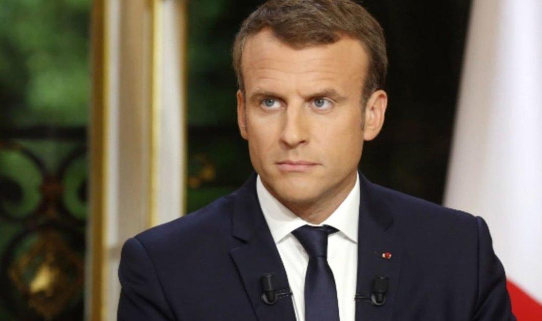 Emmanuel Macron στο Al Jazeera: Η Γαλλία δεν έχει πρόβλημα με καμία θρησκεία- Μάχεται κατά της τρομοκρατίας στο όνομα του Ισλάμ - Κυρίως Φωτογραφία - Gallery - Video