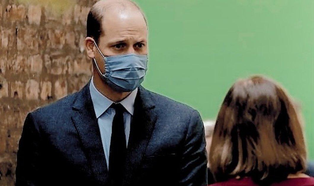 Νόσησε από κορωνοϊό ο πρίγκιπας William - Απέκρυψε το παλάτι του Μπάκιγχαμ την ασθένεια του διαδόχου στον θρόνο; (φωτό) - Κυρίως Φωτογραφία - Gallery - Video