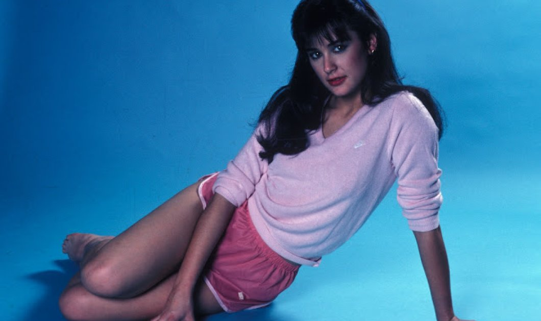 Vintage beauty pics: 26 πορτραίτα της Ντέμι Μουρ από τα 80's - Όταν μεσουρανούσε ως το ωραιότερο κορίτσι του Χόλιγουντ  - Κυρίως Φωτογραφία - Gallery - Video