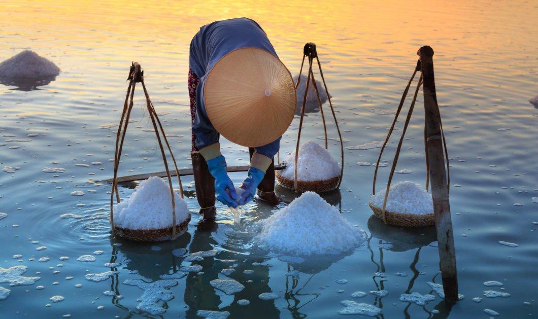 Aλάτι Νεκράς Θάλασσας: Έχει 7 εκπληκτικά οφέλη & σας τα παρουσιάζουμε  - Κυρίως Φωτογραφία - Gallery - Video