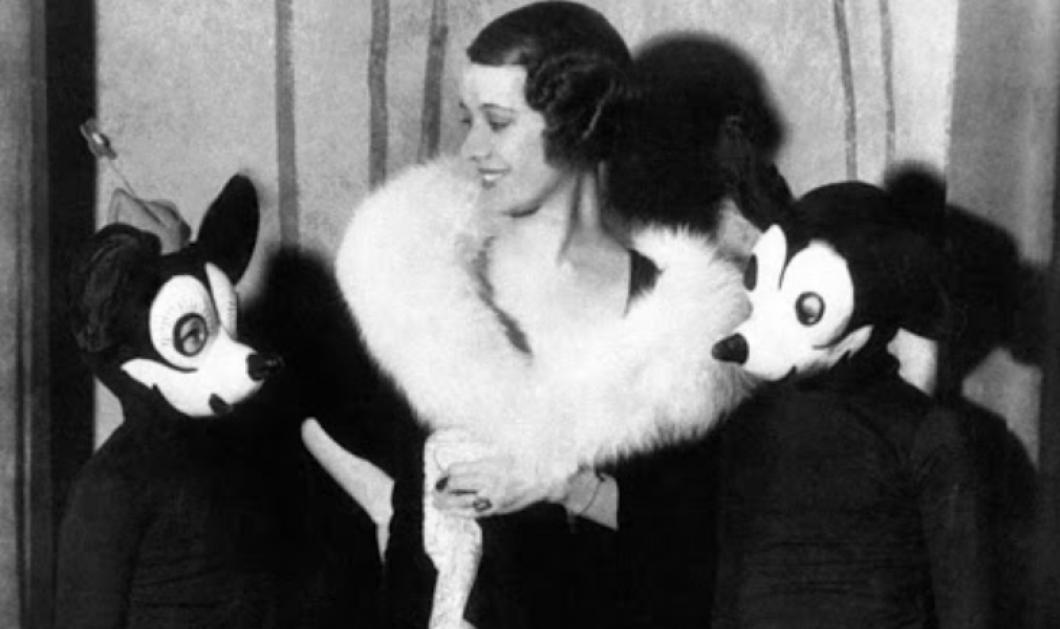 Απίθανο vintage story: O Μίκυ Μάους στα νιάτα του! Σπανιες φωτό του 1930 με το πιο αξιολάτρευτο ποντίκι του κόσμου (φωτό) - Κυρίως Φωτογραφία - Gallery - Video