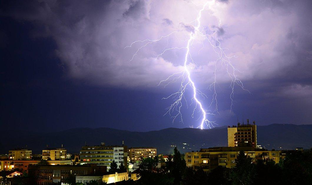 Πλησιάζει η κακοκαιρία: Βροχές, άνεμοι και καταιγίδες από το βράδυ - Που θα εκδηλωθούν τα φαινόμενα;  - Κυρίως Φωτογραφία - Gallery - Video