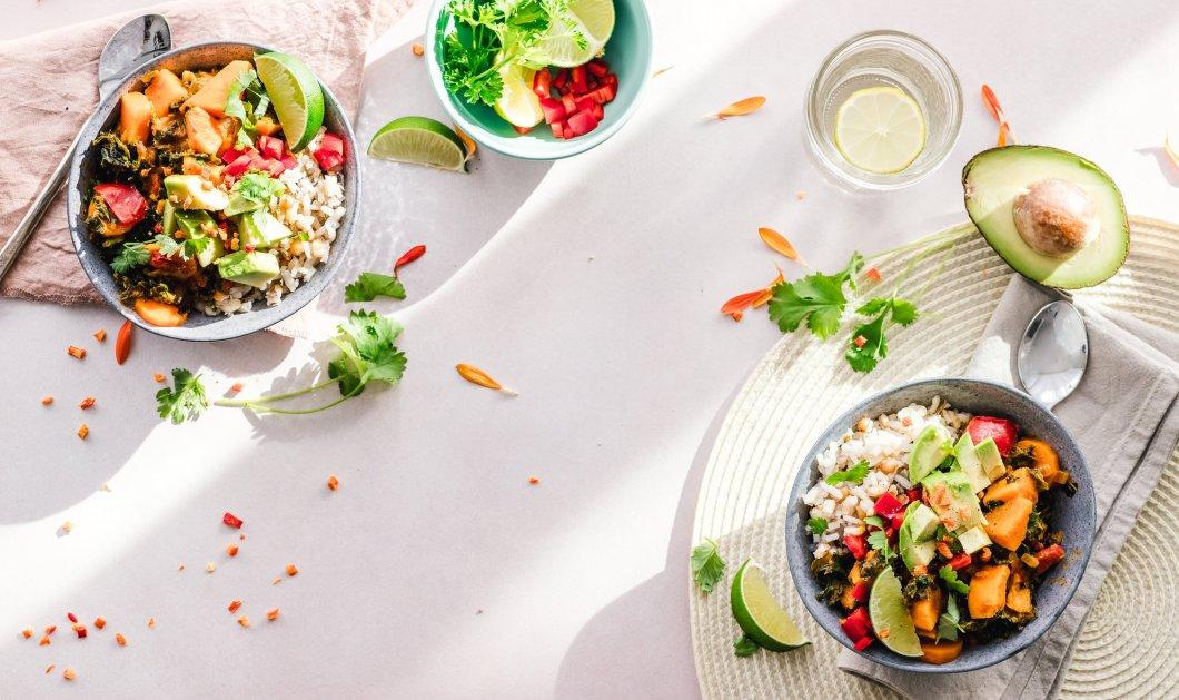 Οι κανόνες του αδυνατίσματος - Όλα τα tips & οι ποσότητες φαγητού που πρέπει να ακολουθήσεις αν θες να χάσεις βάρος - Κυρίως Φωτογραφία - Gallery - Video