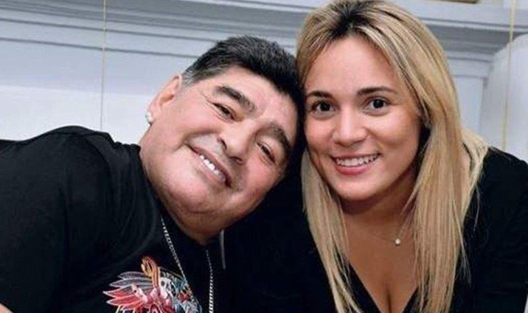Η σύζυγος του Μαραντόνα απαγόρευσε στην σύντροφό του να πάει στην κηδεία του θρύλου του ποδοσφαίρου- Τι είπε η παρουσιάστρια για την απόφαση της οικογένειας (φωτό- βίντεο)   - Κυρίως Φωτογραφία - Gallery - Video