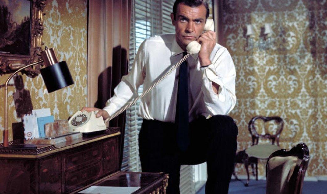 Το αντίο του eirinika στον πράκτορα 007 - 20 σπάνιες φωτό από τον Dr. No, τον Ιντιάνα Τζόουνς  - Κυρίως Φωτογραφία - Gallery - Video