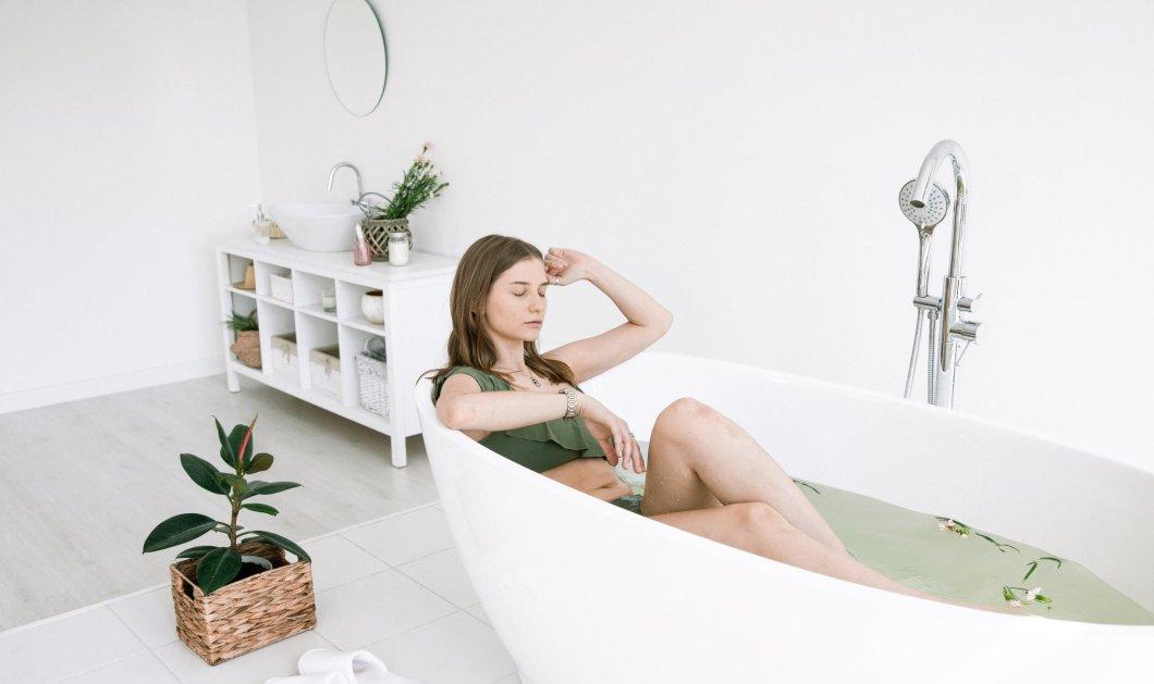 O Σπύρος Σούλης δίνει συμβουλές για αρχάριους - Να πως θα μετατρέψετε το μπάνιο σας σε σπα - Κυρίως Φωτογραφία - Gallery - Video