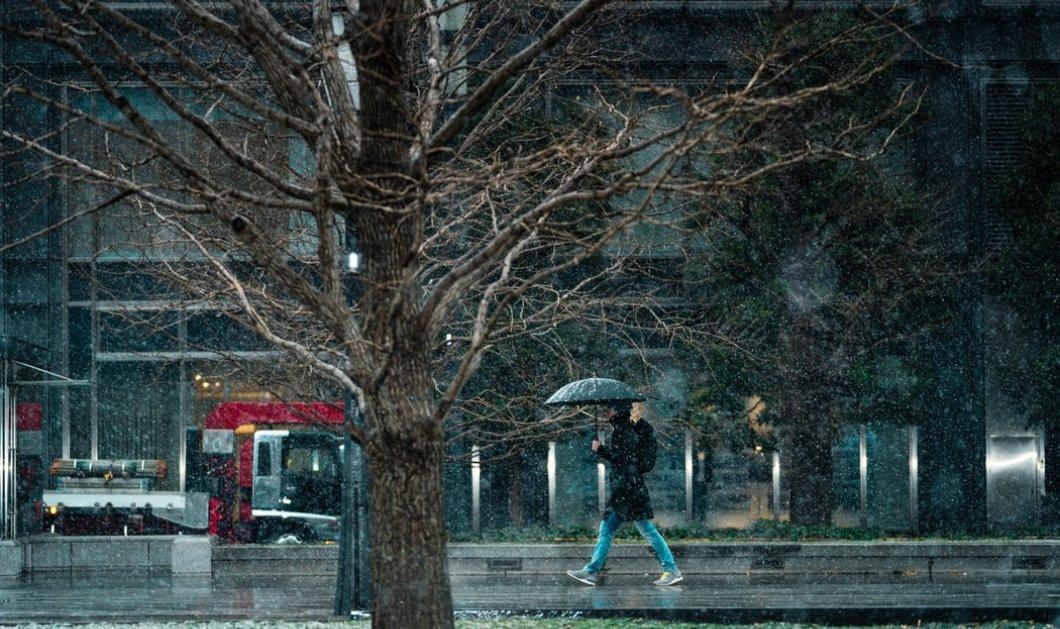 Καιρός: Προ των πυλών η κακοκαιρία -Σε ποιες περιοχές αναμένονται βροχές & καταιγίδες - Κυρίως Φωτογραφία - Gallery - Video