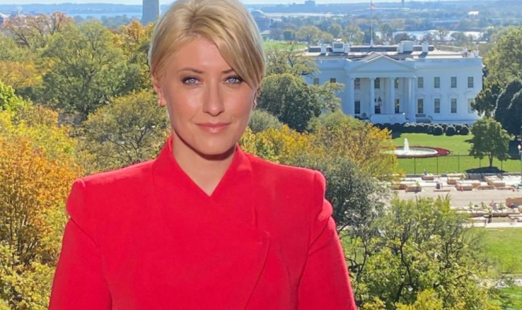 Σία Κοσιώνη: Η First Lady των ειδήσεων στην Ουάσινγκτον - Τα σακάκια και τα παλτό της παρουσιάστριας (φωτό) - Κυρίως Φωτογραφία - Gallery - Video