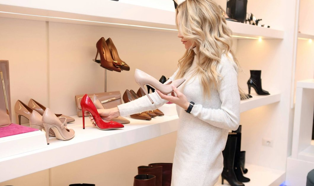 Σπύρος Σούλης: Μας δίνει ιδέες για να βάλουμε σε τάξη τα παπούτσια και τα αξεσουάρ μας - Δουλειές της καραντίνας!  - Κυρίως Φωτογραφία - Gallery - Video