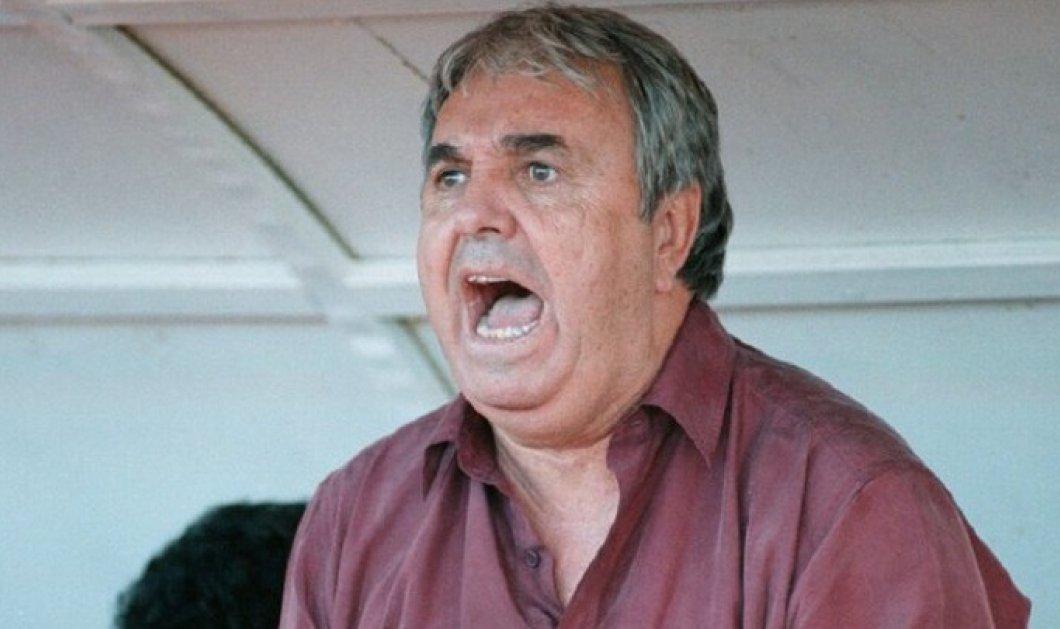 Πέθανε ο Αντώνης Γεωργιάδης - Θρυλική μορφή του ελληνικού ποδοσφαίρου  - Κυρίως Φωτογραφία - Gallery - Video
