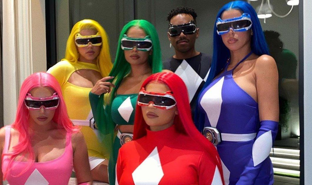 Το Ηalloween ή αλλιώς οι αποκριές ξετρελαίνει τον πλανήτη: Nicole Kidman, Kylie Jenner, Halle Berry, Bella Hadid, David Beckham (Φωτό & Βίντεο)  - Κυρίως Φωτογραφία - Gallery - Video