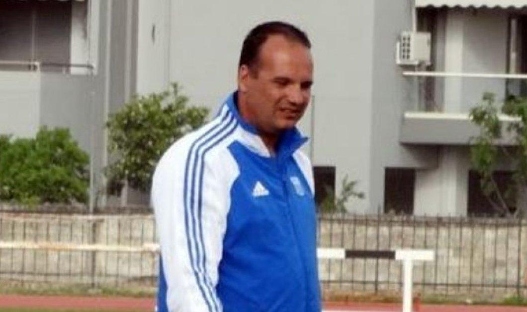 Ο Πέτρος Ακριβάκης ''έφυγε'' μόλις 41 ετών - Προπονητής σε 2 Ολυμπιακούς Αγώνες, γιος κορυφαίου προπονητή ρίψεων  - Κυρίως Φωτογραφία - Gallery - Video