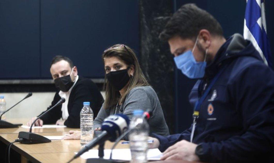 Κορωνοϊός - Χαρδαλιάς: Υψηλοί δείκτες θετικότητας σε περιοχές της Βόρειας Ελλάδας - Παπαευαγγέλου: Ανησυχεί η μη ξεκάθαρη μείωση του επιδημικού κύματος - Κυρίως Φωτογραφία - Gallery - Video