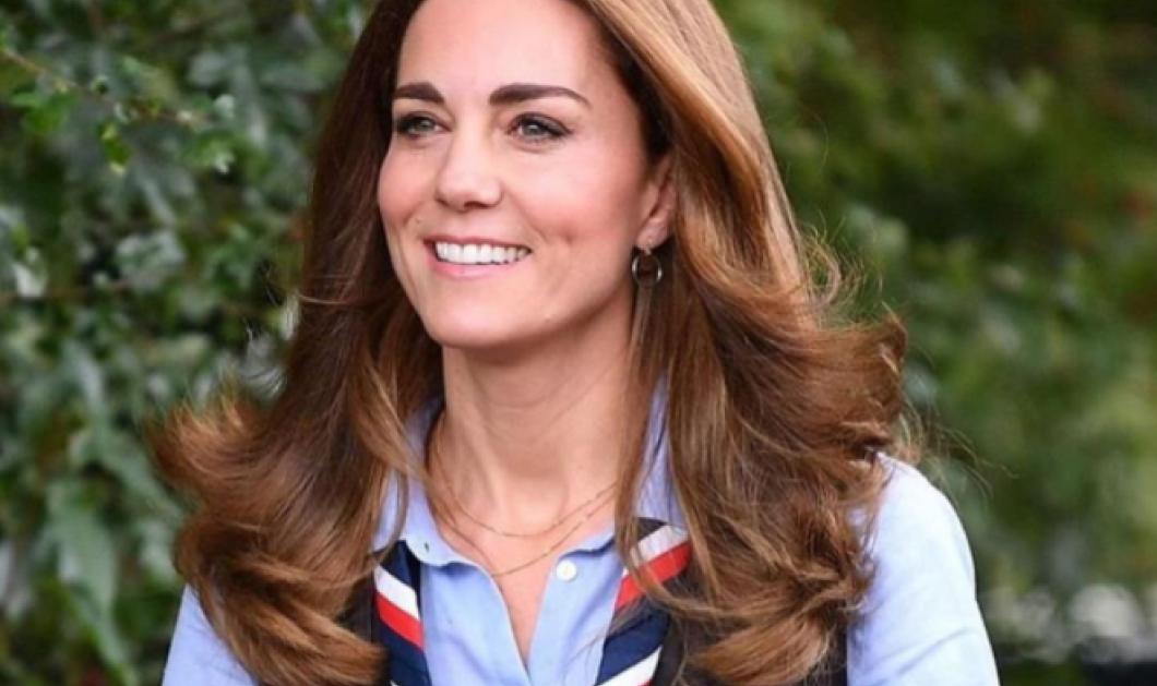 Αυτό είναι το λάδι - χρυσός που βάζει στο όμορφο πρόσωπό της η Πριγκίπισσα Κέιτ - Δέρμα βελούδινο & τριανταφυλλένιο (φωτό)  - Κυρίως Φωτογραφία - Gallery - Video