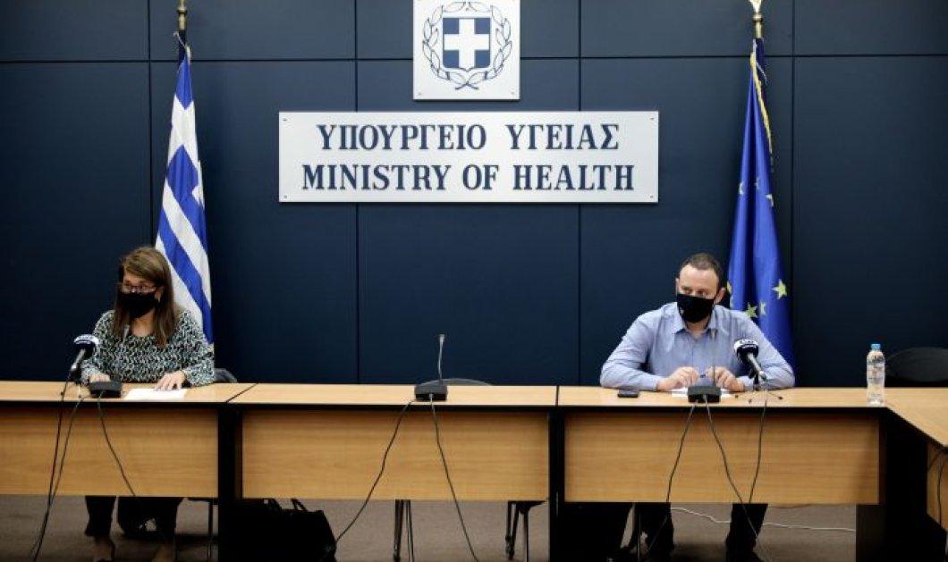 Κορωνοϊός: Γκ. Μαγιορκίνης: Η Θεσσαλονίκη πάει καλύτερα - Β. Παπαευαγγέλου: Η διασπορά στη χώρα μας είναι μεγάλη (βίντεο) - Κυρίως Φωτογραφία - Gallery - Video