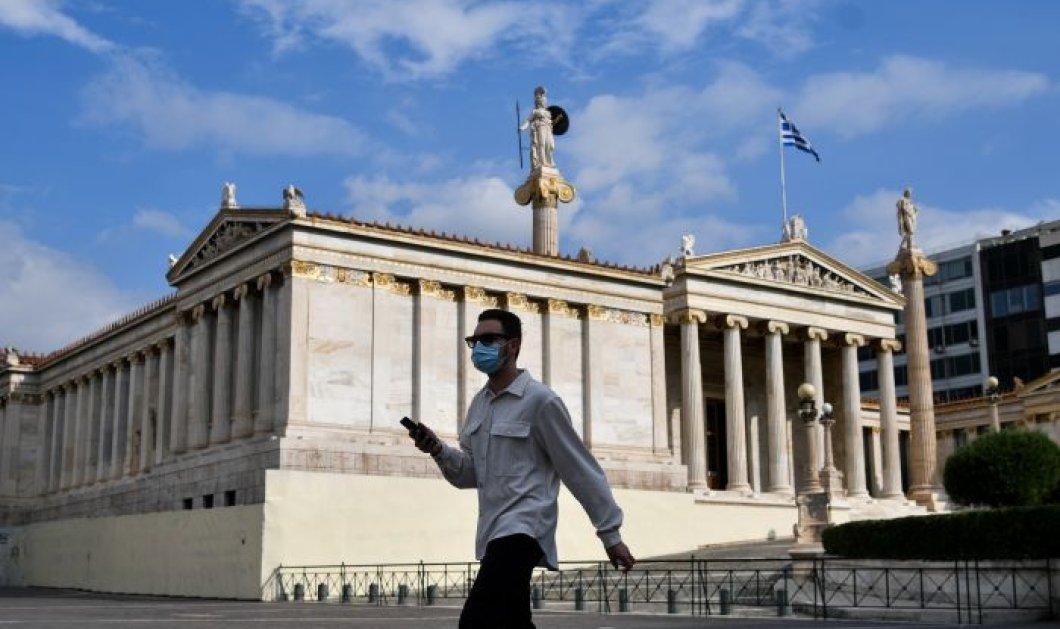 Κορωνοϊός - Ελλάδα: 1.490 νέα κρούσματα στην χώρα μας - 41 νεκροί, 239 διασωληνωμένοι - Κυρίως Φωτογραφία - Gallery - Video
