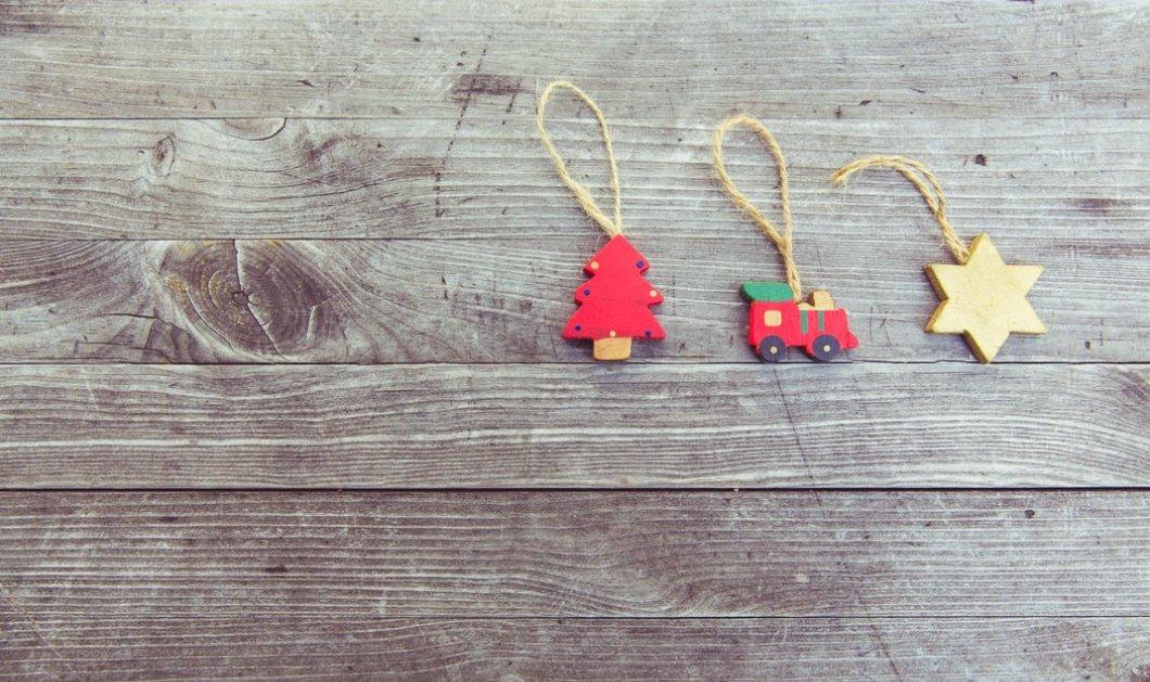 DIY με τον Σπύρο Σούλη - Φτιάξτε μόνοι σας 2 πανέμορφα Χριστουγεννιάτικα ξύλινα δέντρα - Κυρίως Φωτογραφία - Gallery - Video