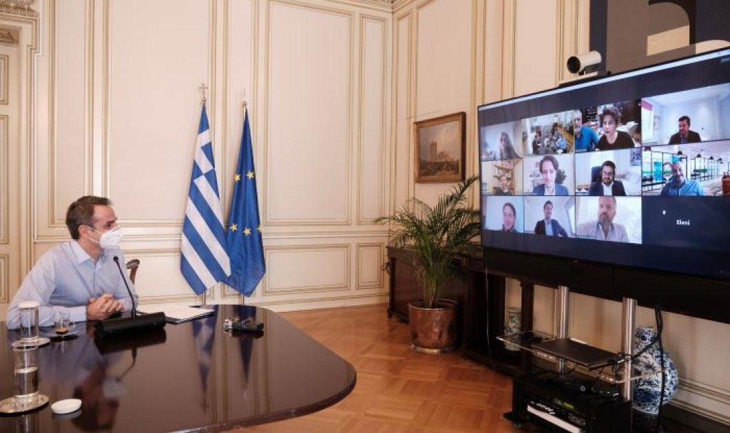Κυρ, Μητσοτάκης σε Έλληνες του εξωτερικού: ''Η εικόνα της Ελλάδας αλλάζει - Επιστρέψτε (βίντεο) - Κυρίως Φωτογραφία - Gallery - Video