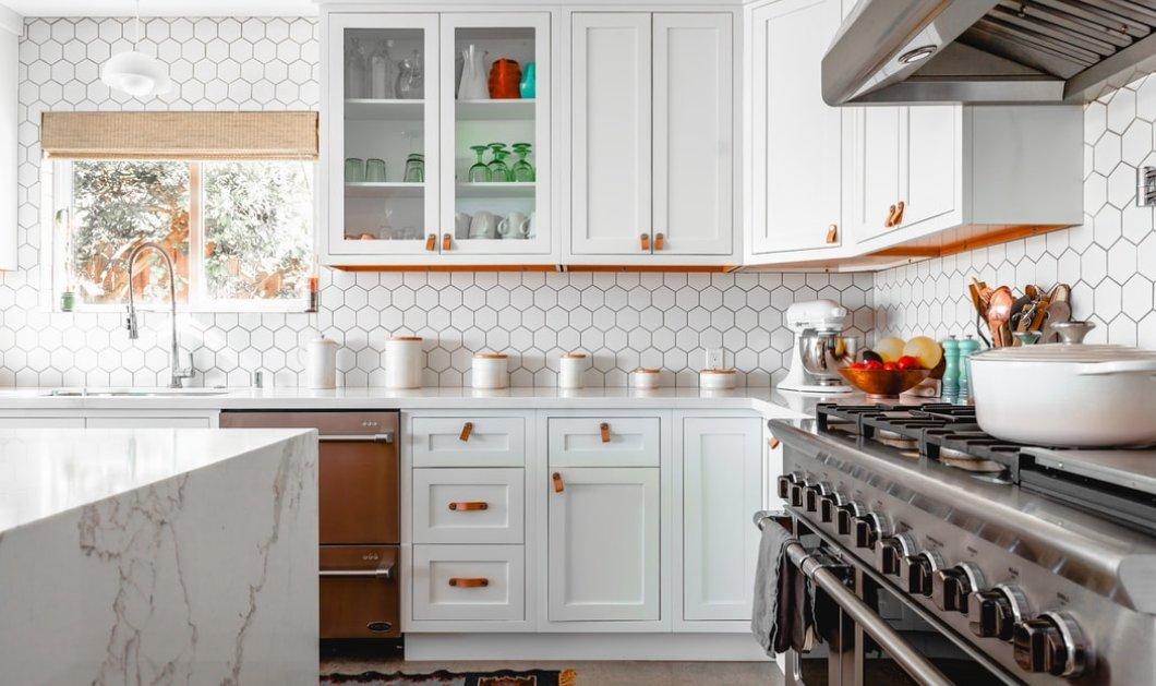 Σπύρος Σούλης: Πριν & Μετά: Η μεταμόρφωση αυτής της κουζίνας θα σας αφήσει άφωνους! - Κυρίως Φωτογραφία - Gallery - Video