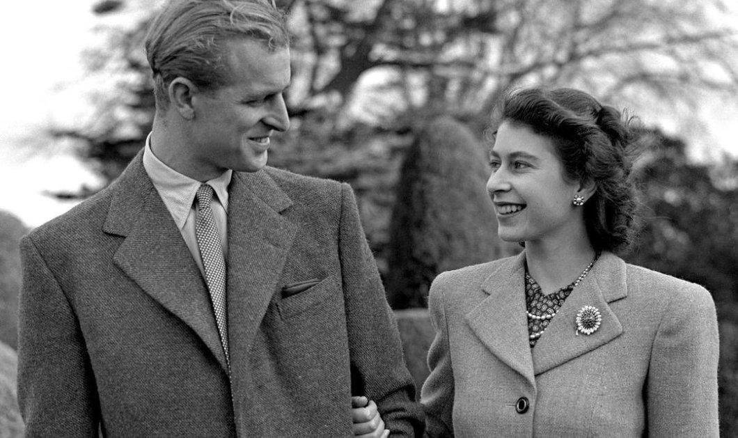 Μήνας του μέλιτος στο Hampshire πριν 73 χρόνια: Τα ερωτευμένα βλέμματα της βασίλισσας Ελισάβετ με τον πρίγκιπα Φίλιππο (Φωτό)  - Κυρίως Φωτογραφία - Gallery - Video