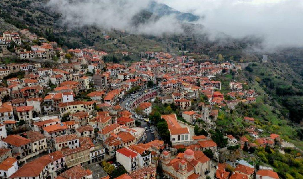 Αθηναίοι νοικιάζουν σπίτια με το μήνα στην επαρχία, δουλεύουν από μακριά πάντως: Παίρνουν τα βουνά για να γλιτώσουν το lockdown  - Κυρίως Φωτογραφία - Gallery - Video