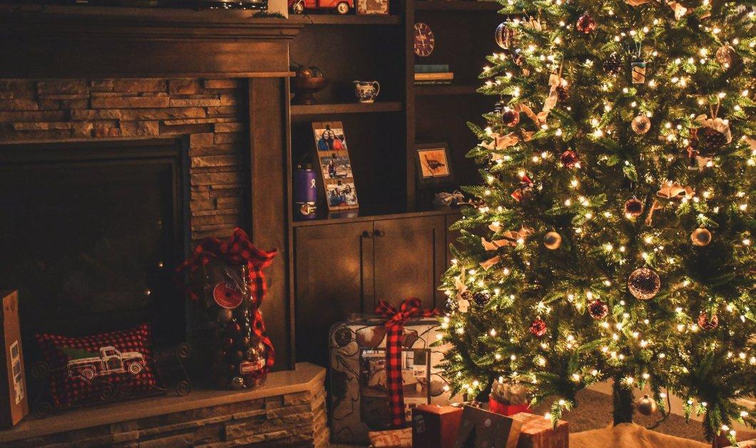 Τα 27 ωραιότερα Χρισρουγεννιάτικα δέντρα  στα σπίτια διάσημων - Κάποιοι έχουν γούστο, άλλοι απλά τα κατάφεραν (φωτό) - Κυρίως Φωτογραφία - Gallery - Video